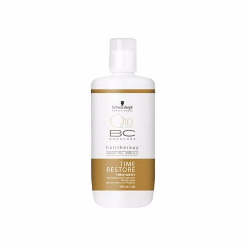 BC Bonacure Hairtherapy Cell Perfector Q10 Plus Time Restore Treatment (750ml)