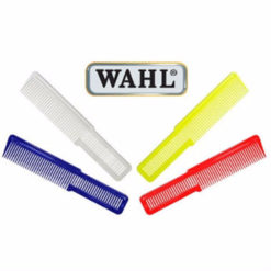 WAHL Coloured Flat Top Comb : Wahl Clipper Comb