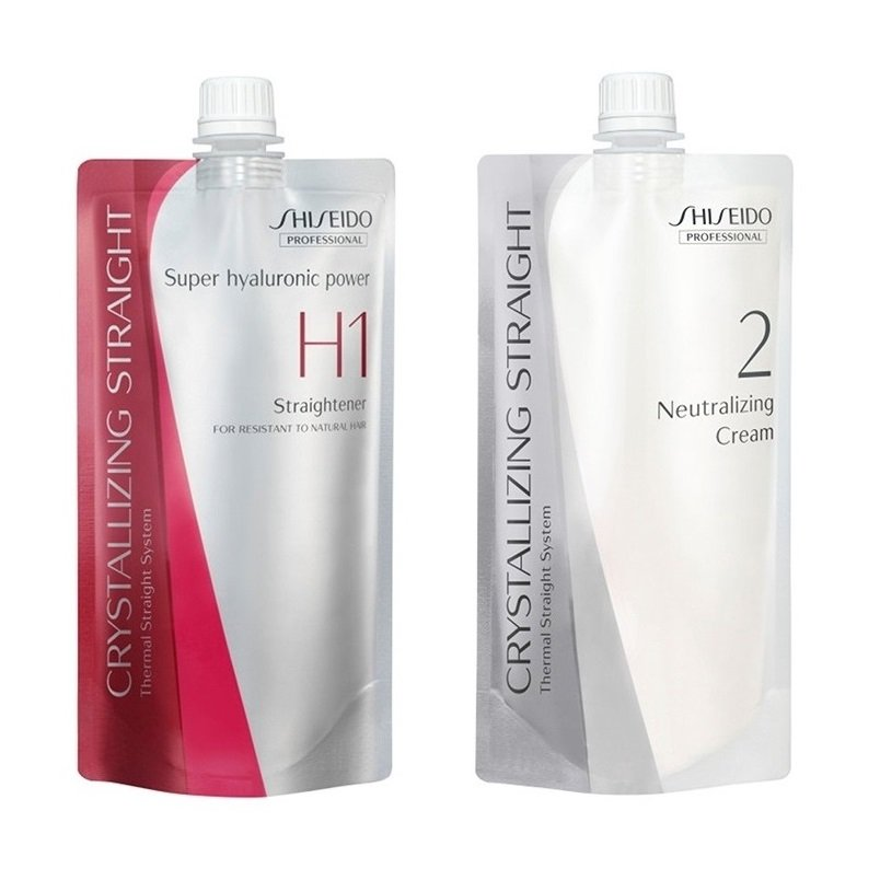 Shiseido Professional Crystallizing Straight H1 2 Hair