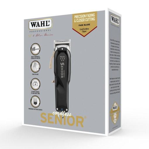 Wahl Cordless Senior 5 Star Box
