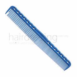 Y.S. Park Basic Cutting Comb YS-334 (Blue)