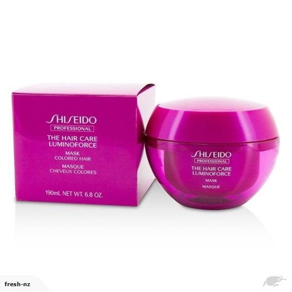 Shiseido The Hair Care Luminoforce ...