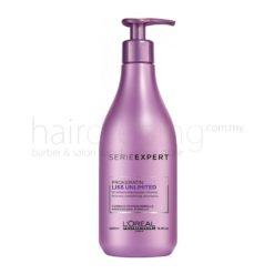 Loreal Professionnel Serie Expert Prokeratin Liss Unlimited Shampoo (500ml)