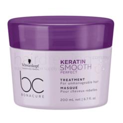Schwarzkopf BC Keratin Smooth Perfect Treatment Mask (200ml)