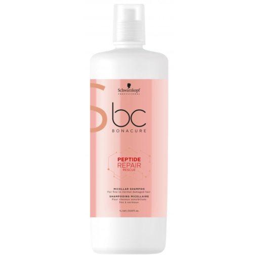 Schwarzkopf BC Bonacure Peptide Repair Rescue Shampoo 1000ml