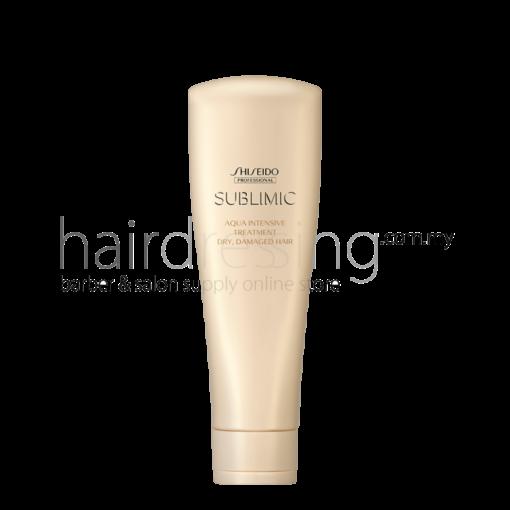 Shiseido Sublimic Aqua Intensive Treatment (D)