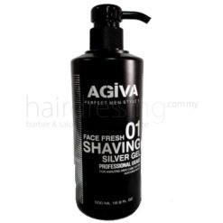 Agiva Shaving Silver Gel 01