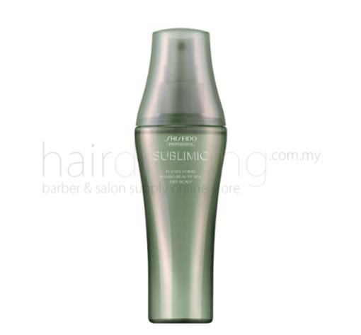 Shiseido Sublimic Fuente Forte Hydro Beauty Spa Dry Scalp