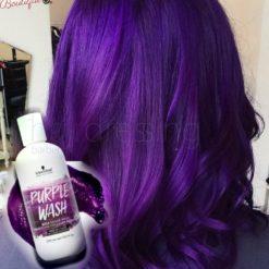 Schwarzkopf Bold Color Wash Shampoo (Purple) 300ml