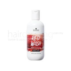 Schwarzkopf Bold Color Wash Shampoo (Red)-300ml