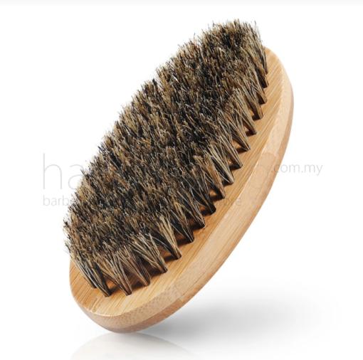 Wooden Bristle Beard Brush G134