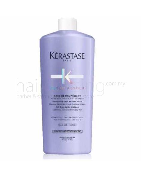 Kerastase Blond Absolu Bain Ultra Violet Shampoo (1000ml)