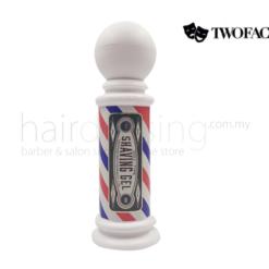Twoface retro shaving gel