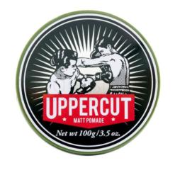 UpperCut Deluxe Matte Pomade (100g) 1