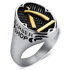 Barber Stylish Ring