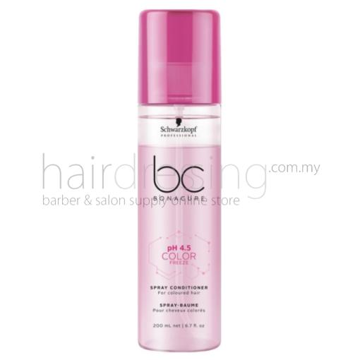 BC Bonacure PH4.5 Color Freeze Spray Conditioner