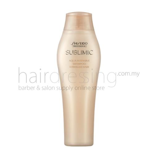 Shiseido Aqua Intensive Shampoo Damaged Hair (250ml)