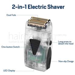 Transparent Shaver 2022