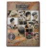 Barbershop Moustache Oil Slick Tattoo Magazine