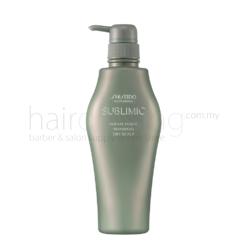Shiseido Professional Sublimic Fuente Forte Shampoo Dry Scalp