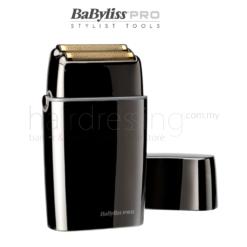BaByliss Pro Titanium Foil Shaver BABFS2U GunMetal