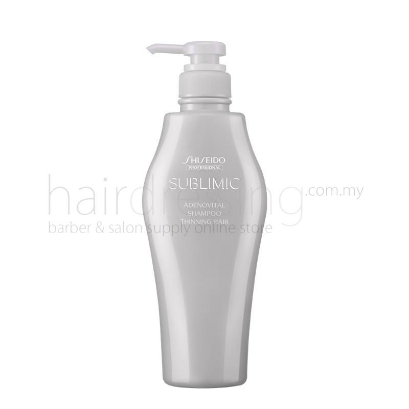 Shiseido THC Adenovital Shampoo (500ml)