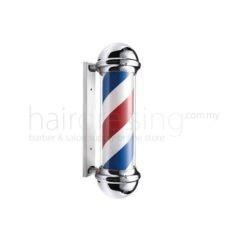 Barber Pole M101D (Chrome)