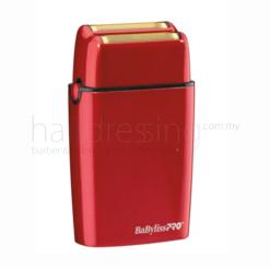 Babyliss Pro Foil Shaver FXFS2R #FX02 (Red)