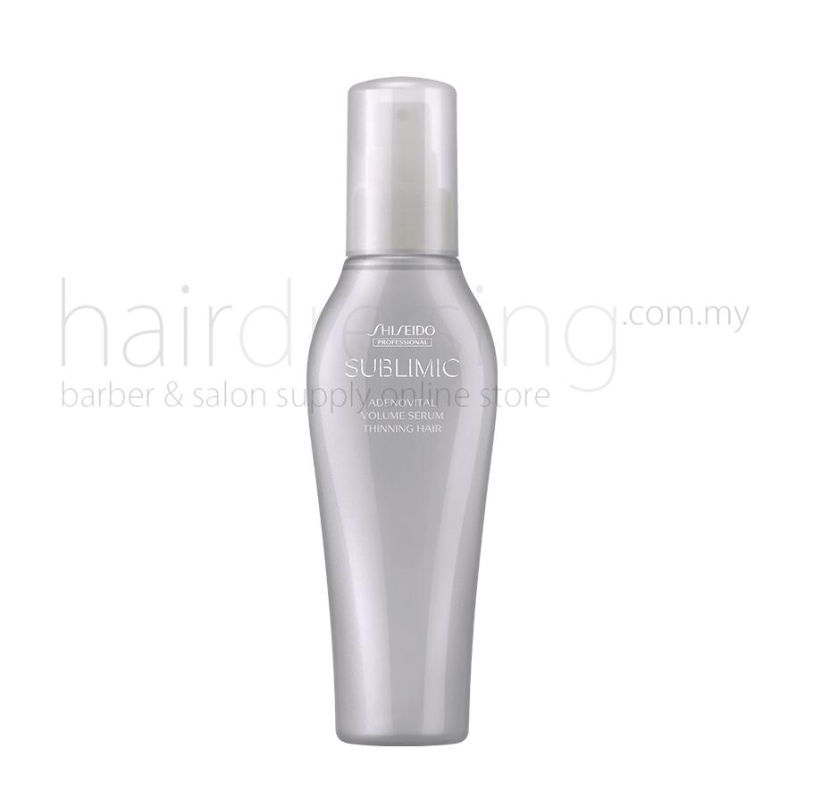 Shiseido Professional Sublimic Adenovital Volume Serum Thinning Hair (125ml)