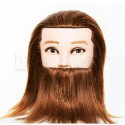 Mannequin Human Hair (Gentleman)