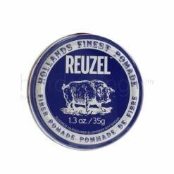 Reuzel Dark Blue Fiber Firm Low Shine Pomade (35g)